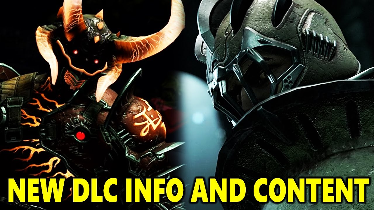 NEW Doom Eternal DLC Info And Content! New Trailer, Quake Con And More! thumbnail