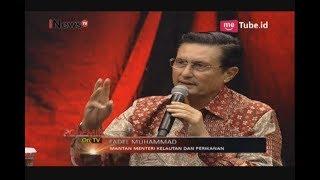 Pemerintah Perlu Pertimbangkan Kebijakan Budidaya Part 03 - Polemik On Tv 13/07