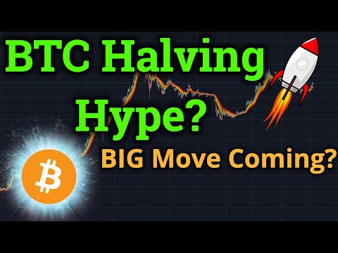 Bitcoin PARABOLIC Move? Halving Hype? Altcoins Pumping! Cryptocurrency News + Trading Price Analysis