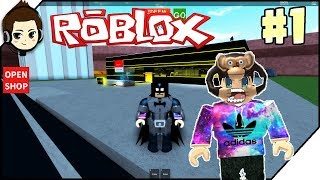 Roblox Indonesia Superhero Tycoon - KITA COBA BATMAN GUYS Part 1