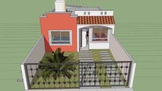 casa de un piso lote 6x15 mts thumbnail