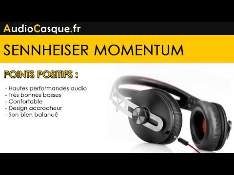 Sennheiser Momentum : Test complet casque audio
