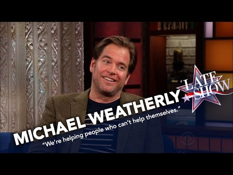 Michael Weatherly's 'Bull' Is Kind Of Like Dr. Phil