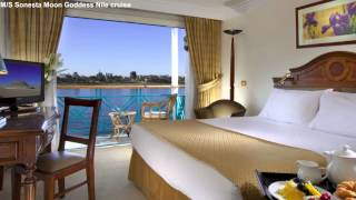 M/S Sonesta Moon Goddess Nile cruise by http://www.etltravel.com