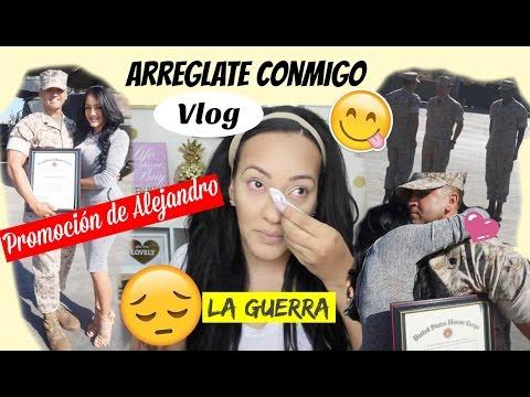 Arregate Conmigo Vlog, Promotion de Alejandro y La Guerra