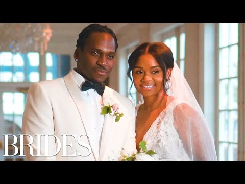 Pusha T and Virginia Williams' Star-Studded Wedding | Brides