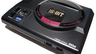All Sega Genesis Games - Every Mega Drive Game In One Video