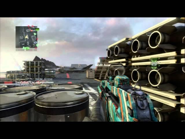 ExPerieNzSuMix Nuklear BLACK OPS II Herrschaft Hardcore M8A1 (720p/HD)