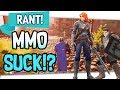 Why MMO Are Bad Now IMO After Talking To Devs | Yes I'm Ranting