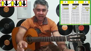 No Violão 10 Musicas Em UM TOM - Amado Batista