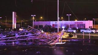 Tornado in northeastern Pennsylvania causes severe damage