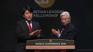 2018 CLF World Conference - 3/6 Evening - Pastor Ock Soo Park