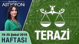 Terazi burcu haftalık burç ve astroloji yorumu, 19-25 şubat 2018. Demet Baltacı