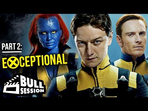 X-Men: First Class, Days Of Future Past, Apocalypse   Movie Review / Retrospective - Bull Session
