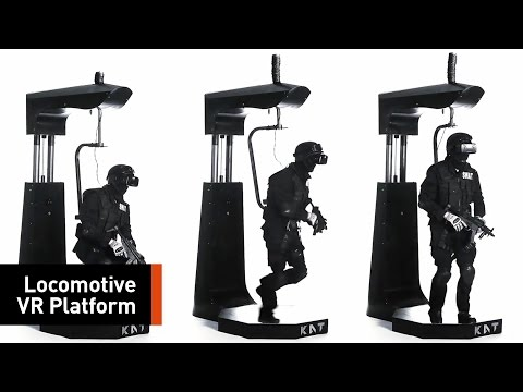 Omni-Directional Virtual Reality Treadmill