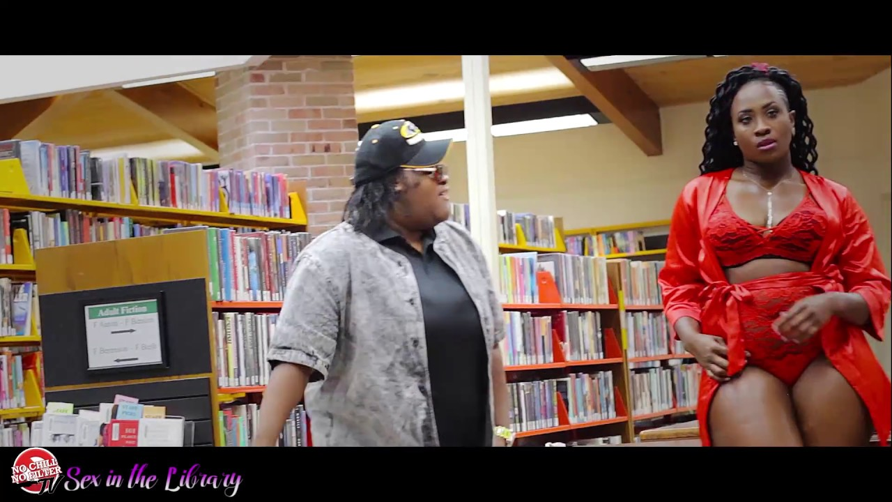 Nochill Nofiltertv  Sex In The Library Official Video -2355