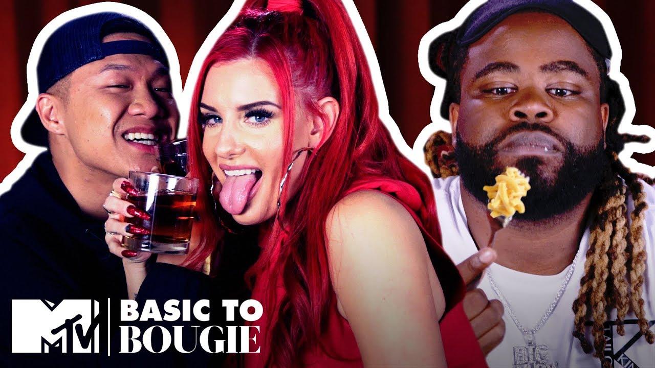 Whiskey Makes Me Frisky 🥃 ft. Justina Valentine | Basic to Bougie Season 2 | MTV