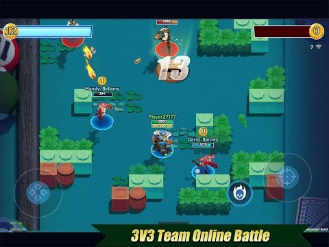 Toy Soldier Bastion Gameplay Android / IOS