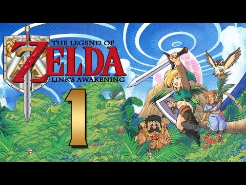 Let's Play THE LEGEND OF ZELDA LINKS AWAKENING DX Part 1: Die Insel Cocolint und ihre Easter Eggs from YouTube · Duration:  25 minutes 11 seconds