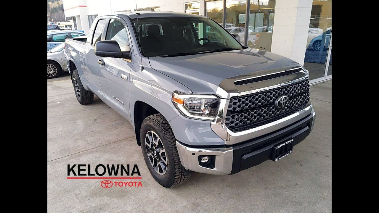 Cement Gray Tundra : Toyota tundra trd off road cement grey youtube