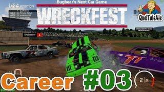Next Car Game Wreckfest - Gameplay ITA - CARRIERA #03 - In scioltezza