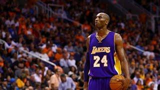 Kobe Bryant - The Legend (Goodbye)
