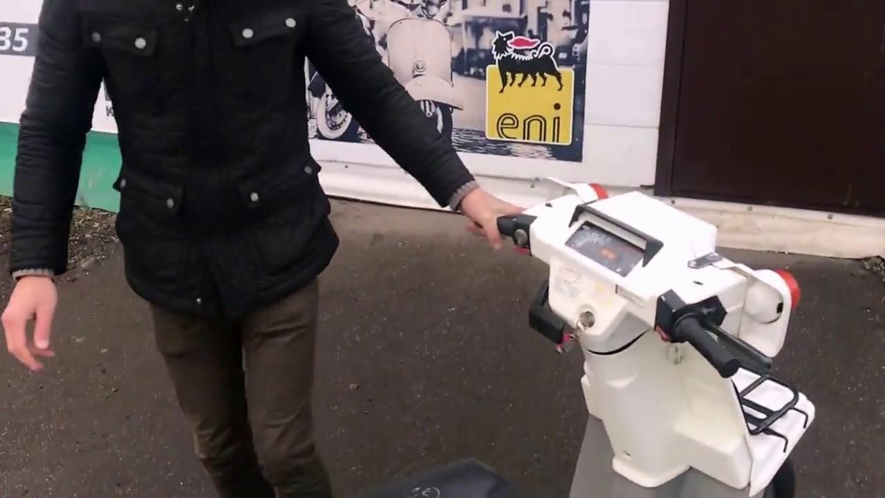 Обзор Японского Скутера Gyro Akimoto x Shop Tricycle | трехколесные мопеды
