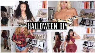 Girl you better SLAY! DIY COSTUME HAUL FT. FASHION NOVA CURVE Try On Haul With Sizing