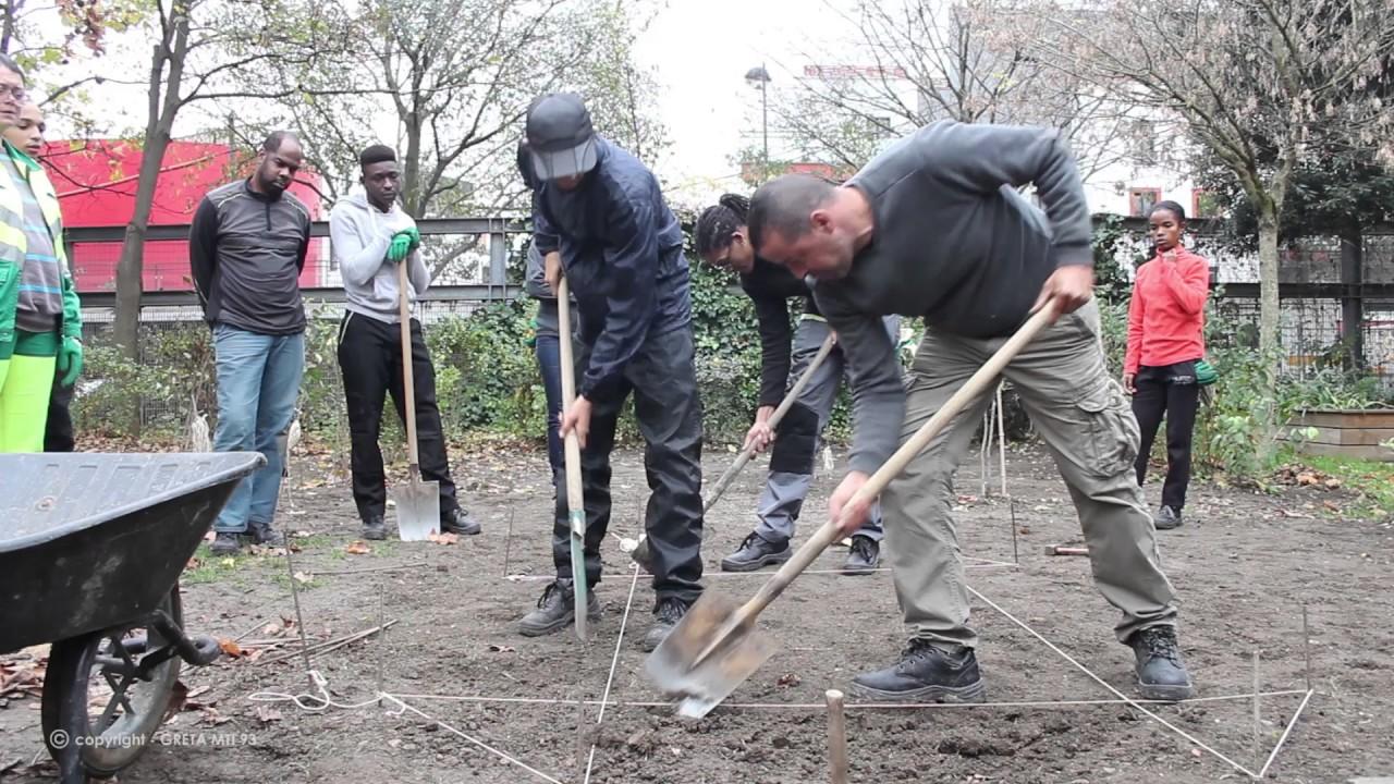 formation de jardinier
