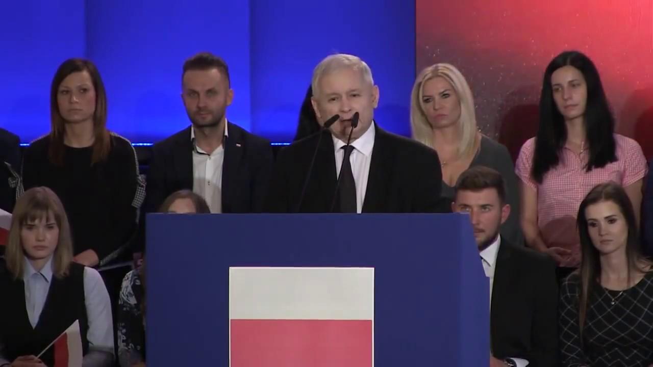Duda czy Ziobro? Prezes Kaczyński namaścił następcę (07.10.2017)