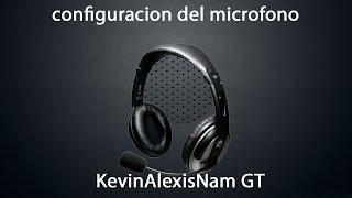 Configuracion Del Microfono, Realtek HD, o Del Sistema Windows xp/vista/7/8