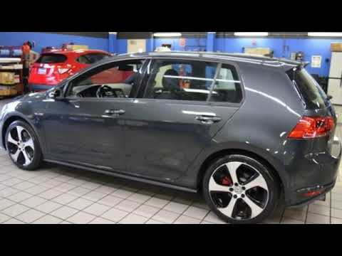 Used 2016 Volkswagen Golf GTI Capitol Heights, MD #VKM160047A
