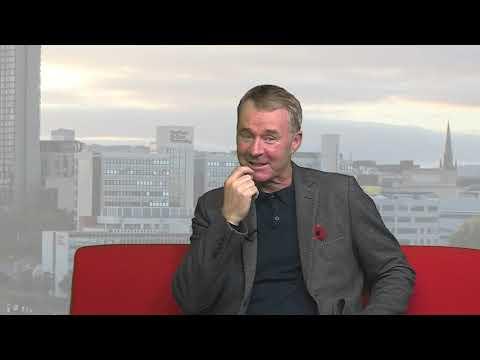 Sheffield Live TV John Sheridan, Sheffield Wednesday legend 9.11.17 Part 1