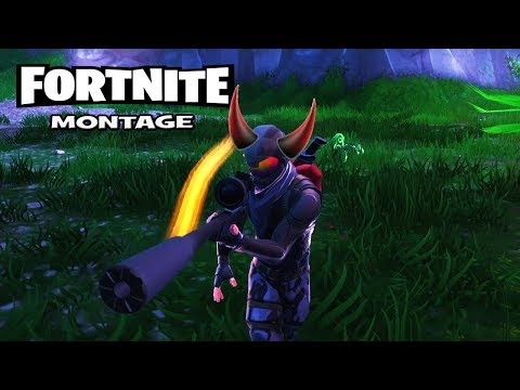 Fortnite | Evil Kills Montage