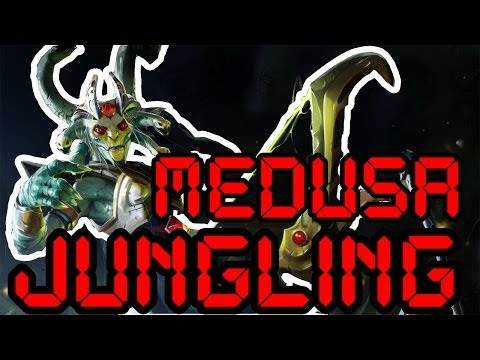 MEDUSA ANCIENT JUNGLING GUIDE (LEVEL ONE ANCIENT FARM) // Society