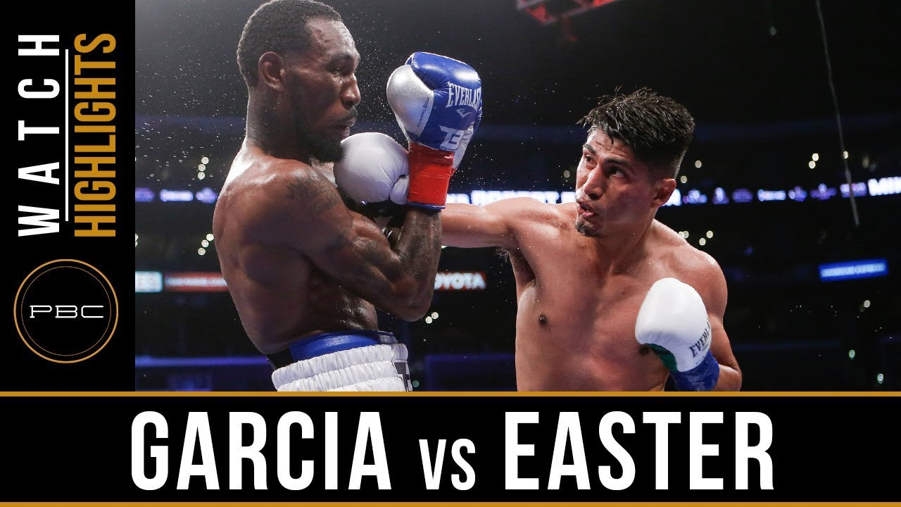 Garcia vs Easter Highlights: PBC on Showtime - July 28, 2018