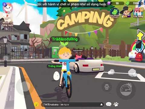 Mua xe đạp trong PLAY TOGETHER v: