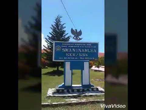 Lingkungan Sekolahku SMAN 2 Namlea Buru