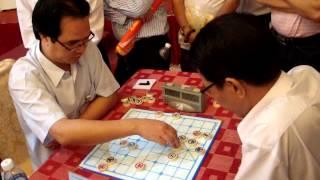 Nguyễn Thành Bảo 2-0 Trềnh A Sáng ( Cờ chớp )