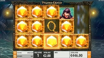 PIRATE'S CHARM MEGA EPIC WIN