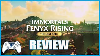 Immortal Fenyx Rising The Lost Gods DLC Review - Good-Bye Gods! (Video Game Video Review)