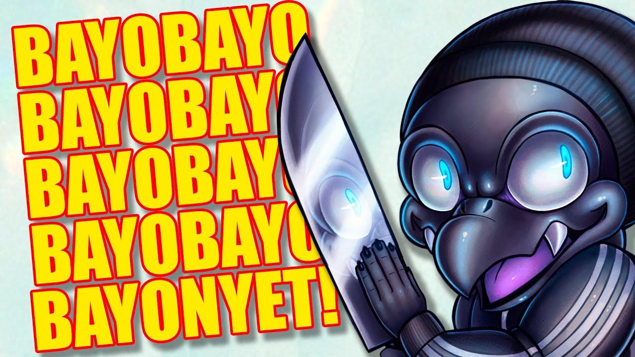 uamee - BAYONYET! [BAYONET HARDBASS]