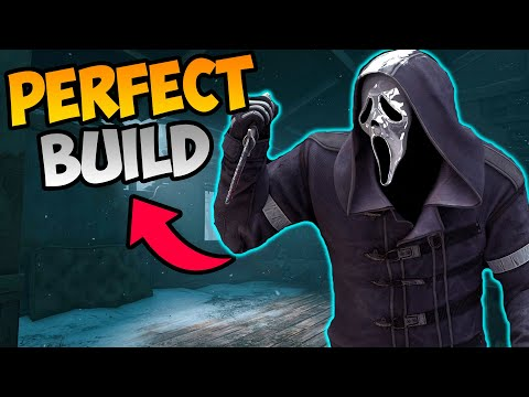 Perfect Ghostface Build - Dead By Daylight GhostFace Gameplay |