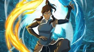 Аватар: Легенда о Корре! #1