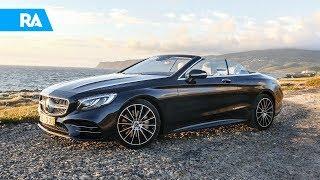 Mercedes-Benz Classe S 560 Cabriolet (469 cv). Um dia ESPECIAL