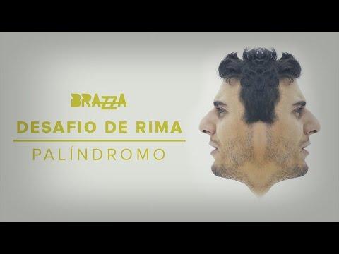 Desafio de Rima - Palíndromo - Fabio Brazza part Raphael Braga