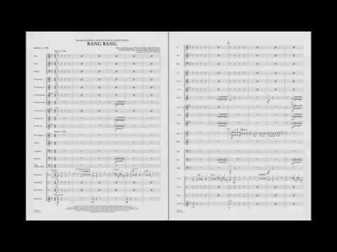 Bang Bang arranged by Michael Brown