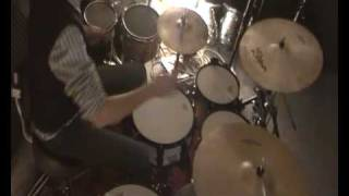 guillaume koch DW drum workshop home made snare (no mics)