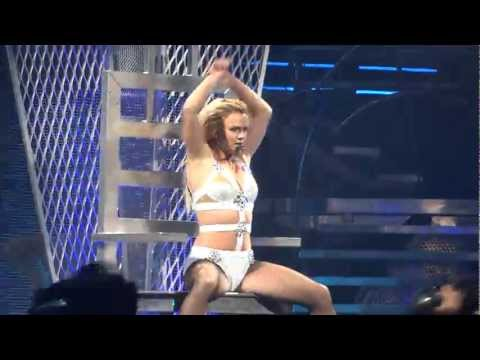 Britney Spears Up N Down Live Montreal 2011 HD 1080P