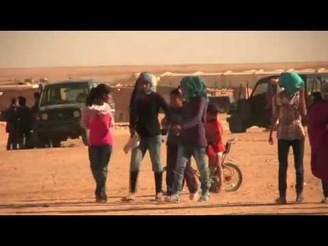Western Sahara- the world's forgotten  refugees